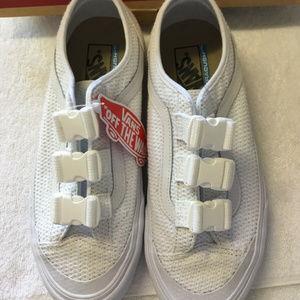 4db69f3a85df35 Vans Shoes - Vans Style 36 Buckle Mesh Classic Skate Shoes